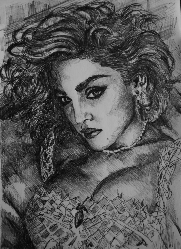 Madonna par wilfredo